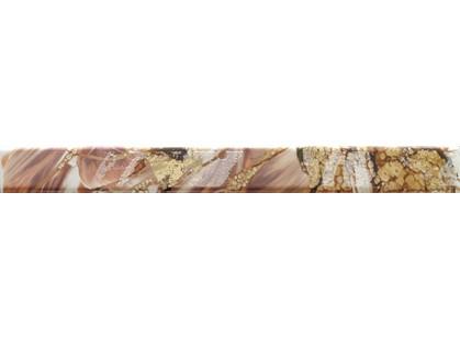 Latina ceramica Vetton List. Libra Marron