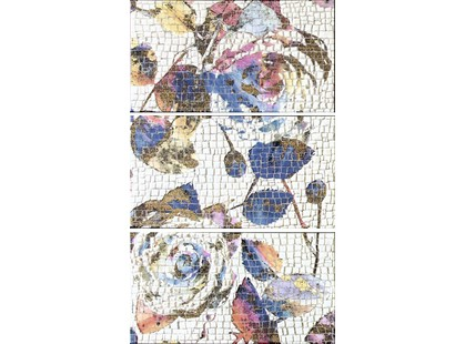 Latina ceramica Vetton Mosaico Rosas-1 (компл. из 3-х пл.)