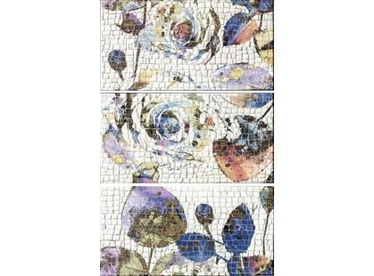 Latina ceramica Vetton Mosaico Rosas-2 (компл. из 3-х пл.)