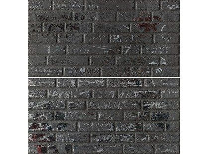 Leonardo Word Up Grigio  Wallgraffiti Mix