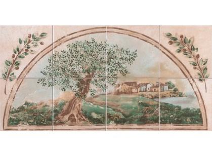 Lord Classic collection Classica Composizione 8 Pz. Ulivo Rosso