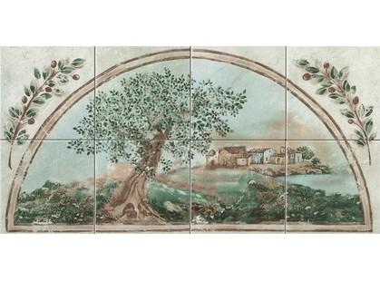Lord Classic collection Classica Composizione 8 Pz. Ulivo Verde