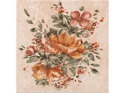 Lord Classic collection Classica Decoro Floreale Rosso