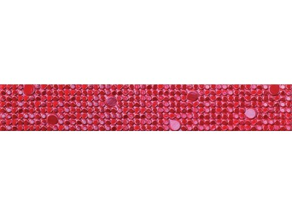Lord Graphis Listello Paillettes A Rosso