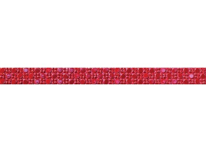 Lord Graphis Listello Paillettes B Rosso