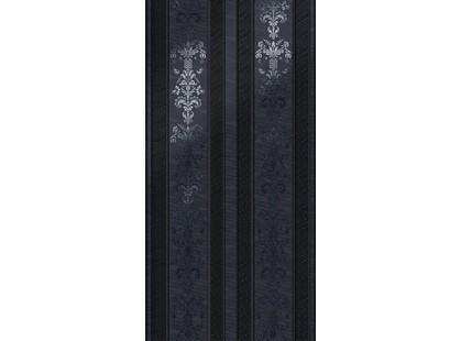 Lord Italian romantic style Boiserie Nero