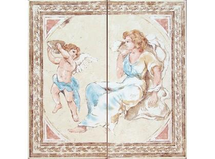 Lord Stucchi Composizione S/2 Affresco Orizzontale