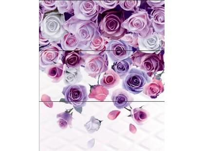 Argenta Thyra Decor Violet ( из 3-х штук)