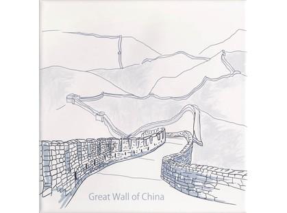Mainzu Ondulado Dec. World  1 Great Wall Of China