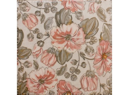 Mainzu Tissu Patch Camelia