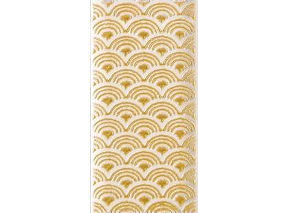 Maioliche Dell Umbria Vitrea Vi Dec. Archetti Gold