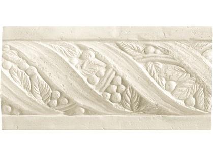 Maioliche Dell Umbria Vitrea Vi Form. Tralcio Bianco