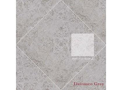 Manifattura Emiliana Art Deco Naturale Damasco Grey 10