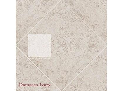 Manifattura Emiliana Art Deco Naturale Damasco Ivory 10