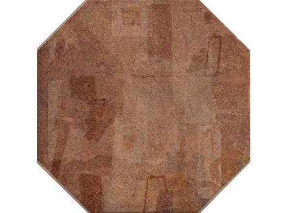 Manifattura Emiliana Clays Ottagona Paint Rust