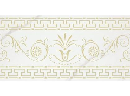 Mapisa Classic Cenefa  Calacata White Gold
