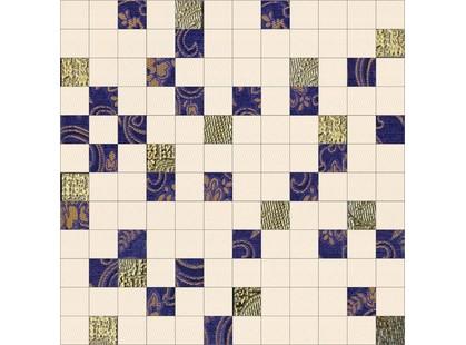 Mapisa Stariy Arbat Mosaico Glam Blue-Gold