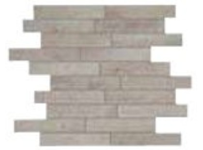 Marazzi Blend Decor Brown Mosaico MH4F