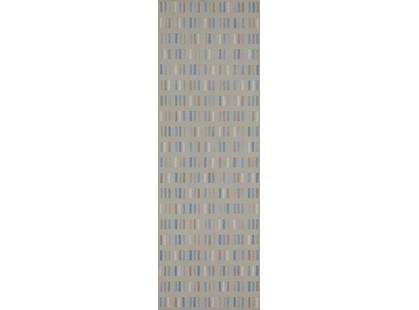 Marazzi Colourline Taupe/Ivory/Blue Decoro MLEQ