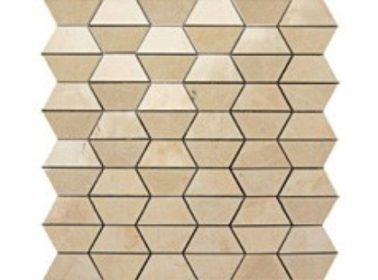 Marazzi EvolutionMarble Mosaico Lux Golden MK0C