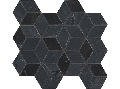 Marca Corona Newluxe Black Tessere Rombi