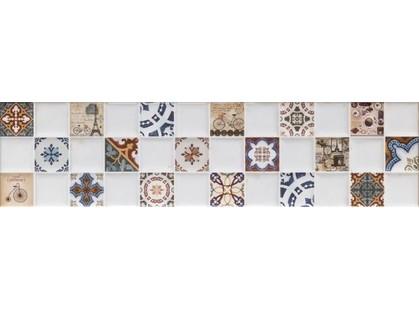 Mayolica Hidraulico Mosaico Damero