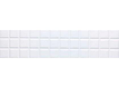 Mayolica Hidraulico Mosaico Blanco