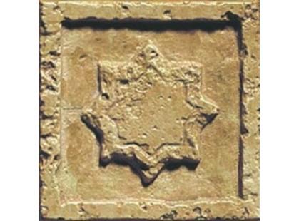 Meridiana Ceramiche Antico Noce Decorado