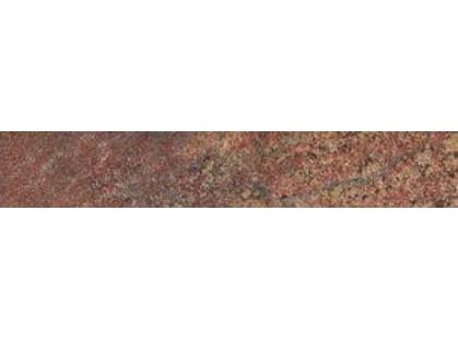 Meridiana Ceramiche Columbia Red Battiscopa Lapp