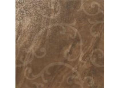Meridiana Ceramiche Trilogi Cioccolato Dec. Lapp