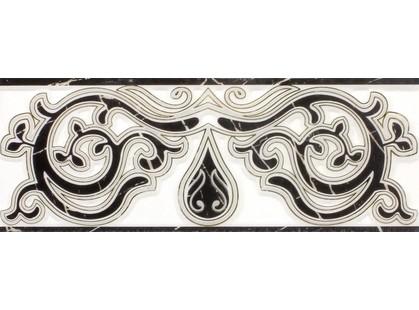 Metropol Ceramica Mistery Listello White