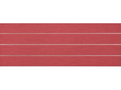 Metropol Ceramica Tai Lineas Rojo