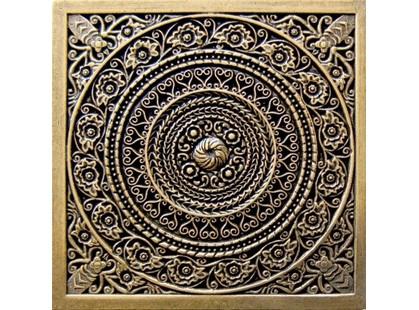 Moneli Decor Декоративные вставки (латунь) Rosal Shined brass (бронза полированная)