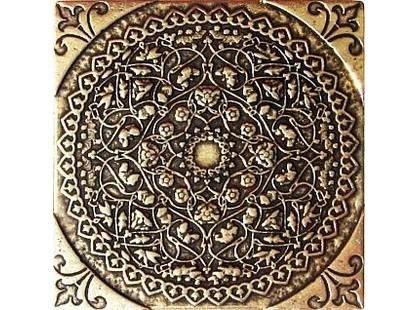 Moneli Decor Olambrilla Cairo Shined Brass