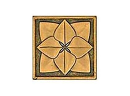 Moneli Decor Olambrilla Luxor Shined Brass