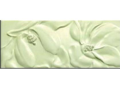 Monica Ceramiche Dolce Vita Decoro Rem Verde