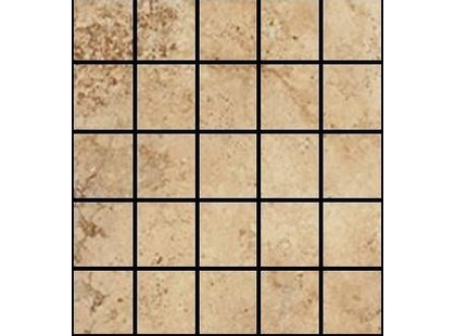 Monocibec Ceramiche Ethnos 55038 Yuma 5,3x5,3 Mosaico