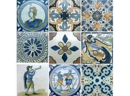 Monopole Ceramica Antique Pav. Antique
