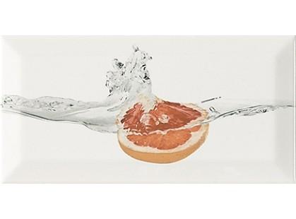Monopole Ceramica Aqua Decor Orange