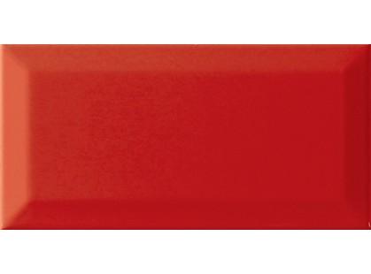 Monopole Ceramica Aqua Rojo Brillo Bisel Rev.