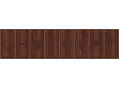 Monopole Ceramica Chocolate New Decor Chocolate Alpes