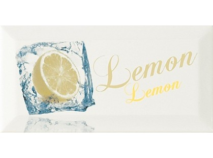 Monopole Ceramica Ice Decor Lemon