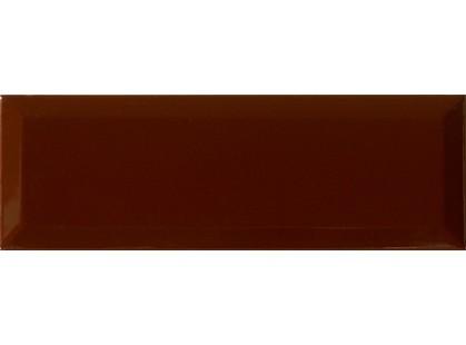 Monopole Ceramica Moscatel Marron Brillo Bisel