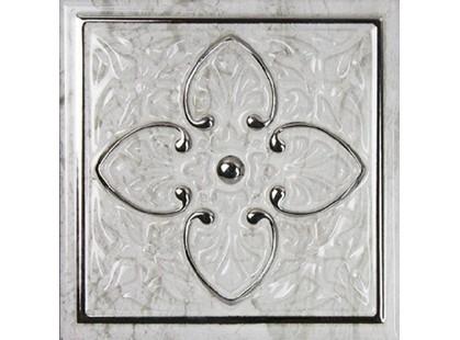 Monopole Ceramica Petra Silver A Dec.