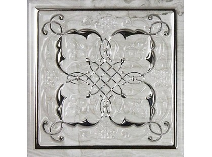 Monopole Ceramica Petra Silver B Dec.