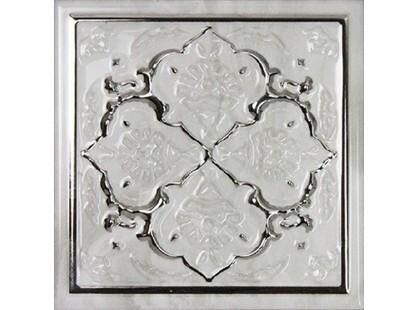 Monopole Ceramica Petra Silver C Dec.