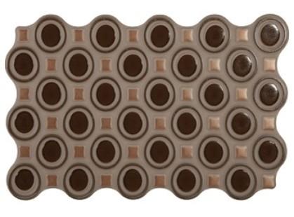 Mosaiker Harmony 20x30 Brown