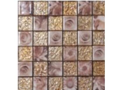 Мозаика Китайская мозаика 42A07-2 (стекло, керамика)