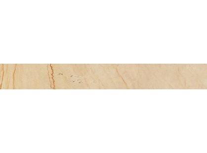 Мрамор Иран Travertine Beige STRIPE (полосатый) Подступенок 2 мм