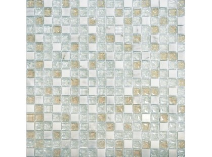 Muare Камень+стекло QSG-012-15/8